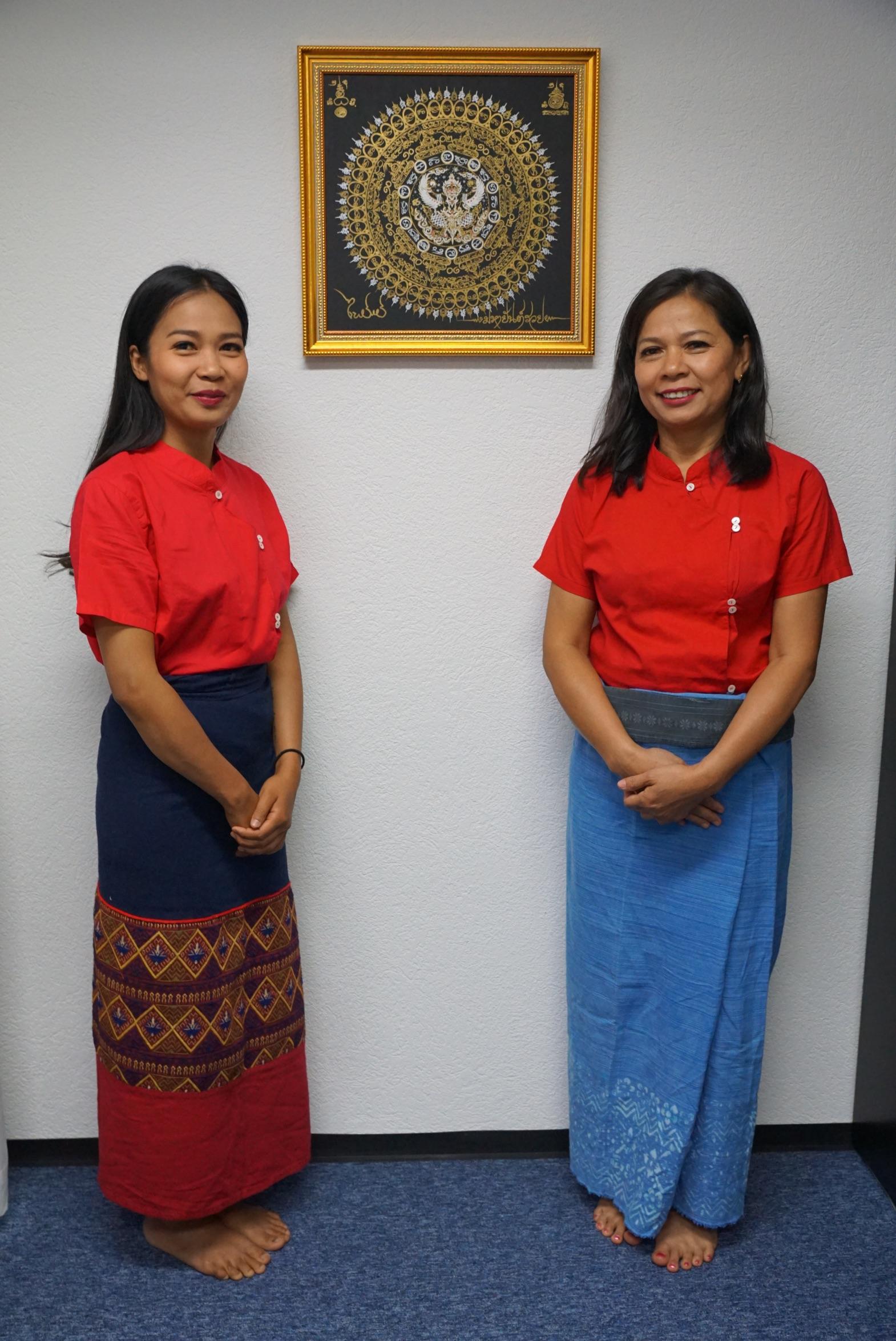 Kanokporn (Nam) Udom (Pet)